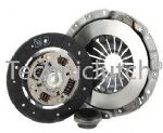 3 PIECE CLUTCH KIT INC BEARING 215MM VAUXHALL CALIBRA 2.0I